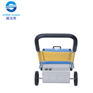 Multifunctional Battery Type Escalator Cleaner for Supermarket pictures & photos