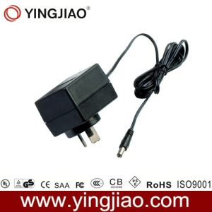 7W UK Plug in Power Adapter with CE pictures & photos