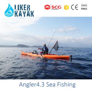 2016 New Designed Fishman HDPE Kayak Wholesaler pictures & photos