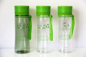 460ml BPA Free Tritan Clear Plastic Drink Bottle, Colorful Drink Bottle for Your Choice pictures & photos