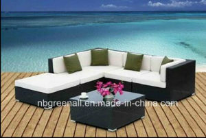 Kd Style Outdoor Rattan/Wicker Sofa Garden Furniture pictures & photos