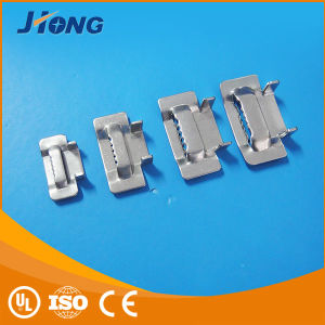 304 Stainless Steel Buckle for Strapping Band pictures & photos