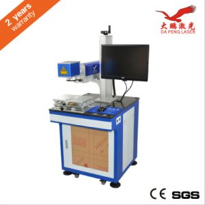 CO2 Laser Type 10W30W Laser Marking Machine with Ce Cetificatrion pictures & photos