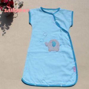 Comfortable 100%Cottn Summer Baby Sleeping Bag, Baby Sleeping Bag