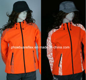 Reflective Clothes Faric pictures & photos