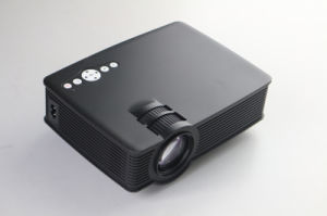 Portable LED LCD USB Home Theatre Projector