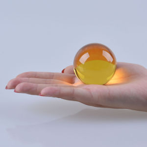 50mm 5cm Solid Color K9 Quality Crystal Sphere Glass Ball pictures & photos