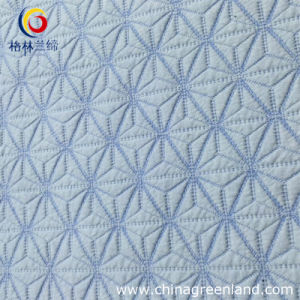 56%C 42%T 2% Spandex Jacquard Weft Knitted Fabric pictures & photos