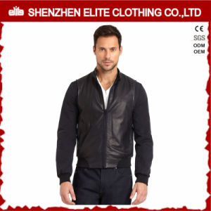 China Wholesale Men Winter Leather Jacket Manufacturers pictures & photos
