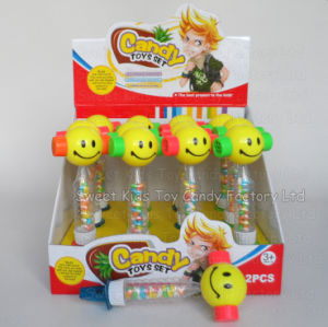 Giggle Smiley Whistle Candy Toys (131108) pictures & photos