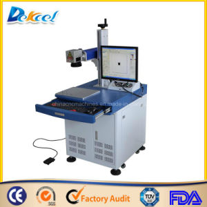 China Manufacture Ipg/Raycus Fiber 10W/20W/30W CNC Laser Marking Machines Ss/Al/Cu Marker pictures & photos