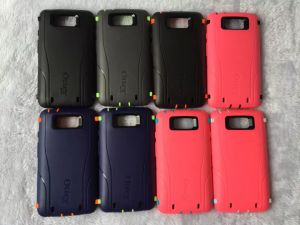 Colorful Defender Three-Proof Case for Motorola Droid Turbo