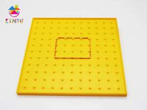 Learning Toys Single Sided Geoboard 11X11 for Classroom pictures & photos