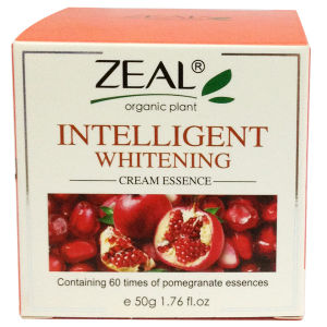 Zeal Organic Skin Care Intelligent Whitening Face Cream pictures & photos