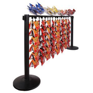 Retail Goods Merchandizing Beam for Retractable Barrier pictures & photos