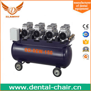 Portable Oil Free Dental Mute Hospital Air Compressor pictures & photos