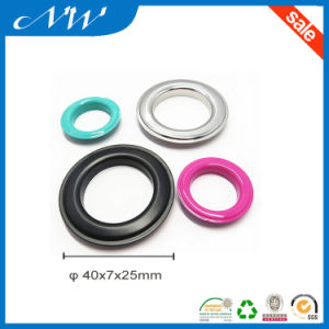 Palting 40mm Metal Eyelets for Swimwear pictures & photos