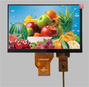 7 Inch TFT LCD Module Display Capacitive Touch Screen Panel pictures & photos