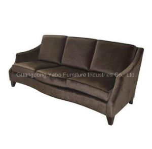 Fashionable Hall Fabric Sofa for Hotel pictures & photos
