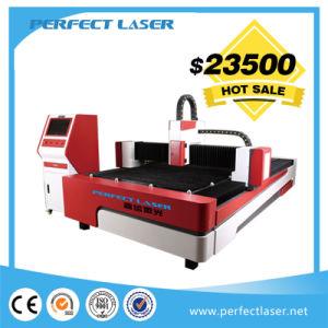 Metal Sheet Fiber Laser Cutting Machine/Metal Laser Cutting Machine/Metal Laser Cutter pictures & photos