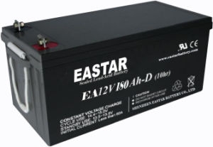 Sealed Lead Acid Battery 12V 100ah pictures & photos