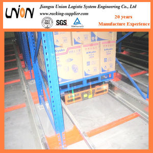 High Efficiency and Manpower Saving Shuttle Pallet Rack pictures & photos