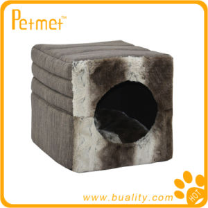 Convertible Cat House with Removable Cushion (PT49170)