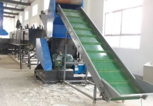 Cost of Plastic Recycling Machine/Plastic Bottle Recycling Machine pictures & photos