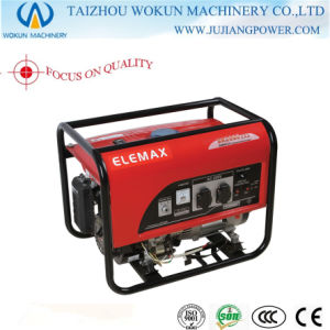 High Quality 2kw Gasoline Generator (ELEMAX-SH3900DXE) pictures & photos