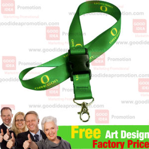 Printing Neck Lanyard with Customer Logo pictures & photos