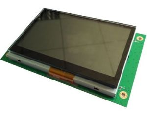 4.3 TFT HMI Board with 4mm Cover Lens pictures & photos