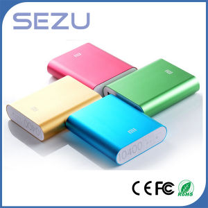 High Quality for Xiaomi Power Bank 10400mAh pictures & photos