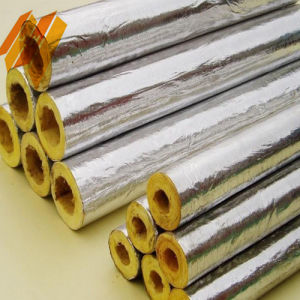 Glass Wool Blanket with Aluminum Foil-Clad for Pipe pictures & photos