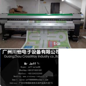 Good Price Outdoor Eco Solvent Printer with 1.6m 1.8m 3.2m