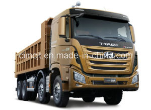 Hyundai Xcient Tipper Truck 8X4 pictures & photos