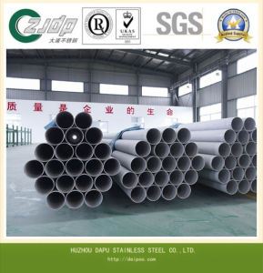 Manufacturer ASTM 304 304L Stainless Steel Pipe B111-No4430 pictures & photos