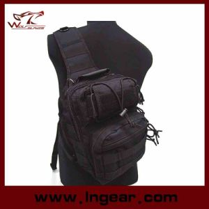 Middle Size Tactical Utility Gear Shoulder Sling Bag Backpack Haversack Bag pictures & photos