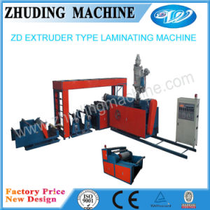 Woven Fabric Laminating Machine on Sales pictures & photos