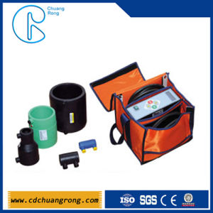 PE Pipe Fitting Electrofusion Welding Machine pictures & photos