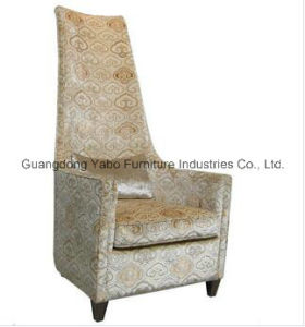 Fashion Hotel Furniture with Wooden High Back Chair (YB-S-860) pictures & photos