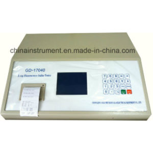 Gd-17040 X-ray Fluorescence Sulfur-in-Oil Analyzer pictures & photos