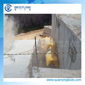 Polymer Pushing Air Bag for Marble Block Quarry pictures & photos