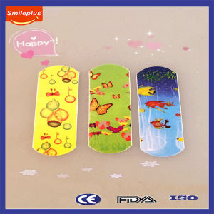 Printed PE Anime Wound Healing Bandage for Kids pictures & photos