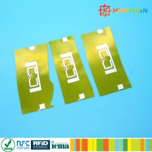 Anti-counterfeiting Monza R6 200 degree RFID heat resistant RFID tag pictures & photos