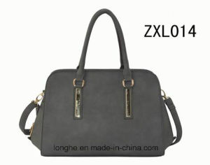 Customized 2016 Fashion Women Designer PU Leather Handbag (ZXL014) pictures & photos