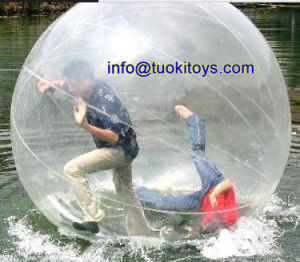 Rolling Ball Inflatable Water Ball for Water Sport (A079)