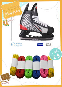 Sonic Tips Grass Hockey Shoe Lace pictures & photos