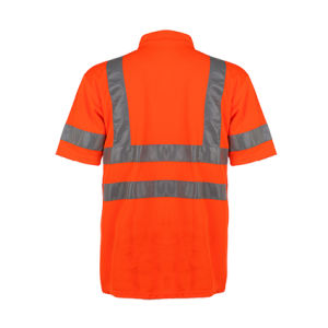 Class 3 En20471 Reflective Safety T-Shirt pictures & photos