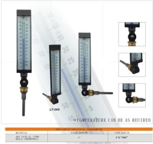Vari-Angle Industrial Thermometer pictures & photos