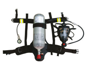 Carbon Fiber Cylinder Self-Contained Air Breathing Apparatus pictures & photos